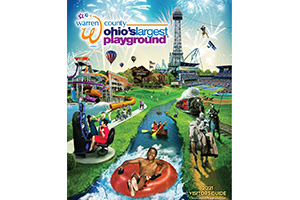 Your getaway - not far away - awaits in Ohio's Largest Playground!