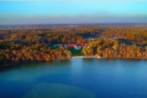 With 101 lakes, Pokagon State Park,...